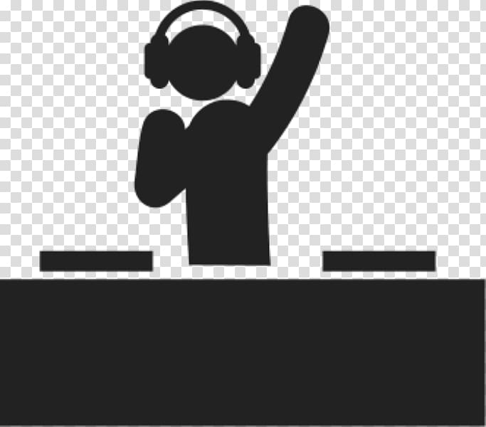 Disc jockey Computer Icons Nightclub , dj party transparent.
