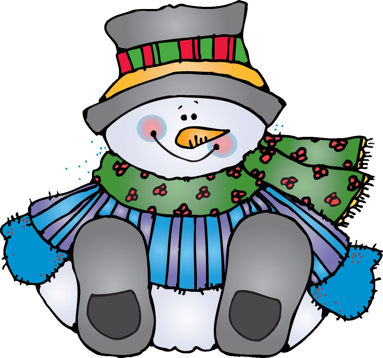 Dj Inkers Christmas Clip Art 63.