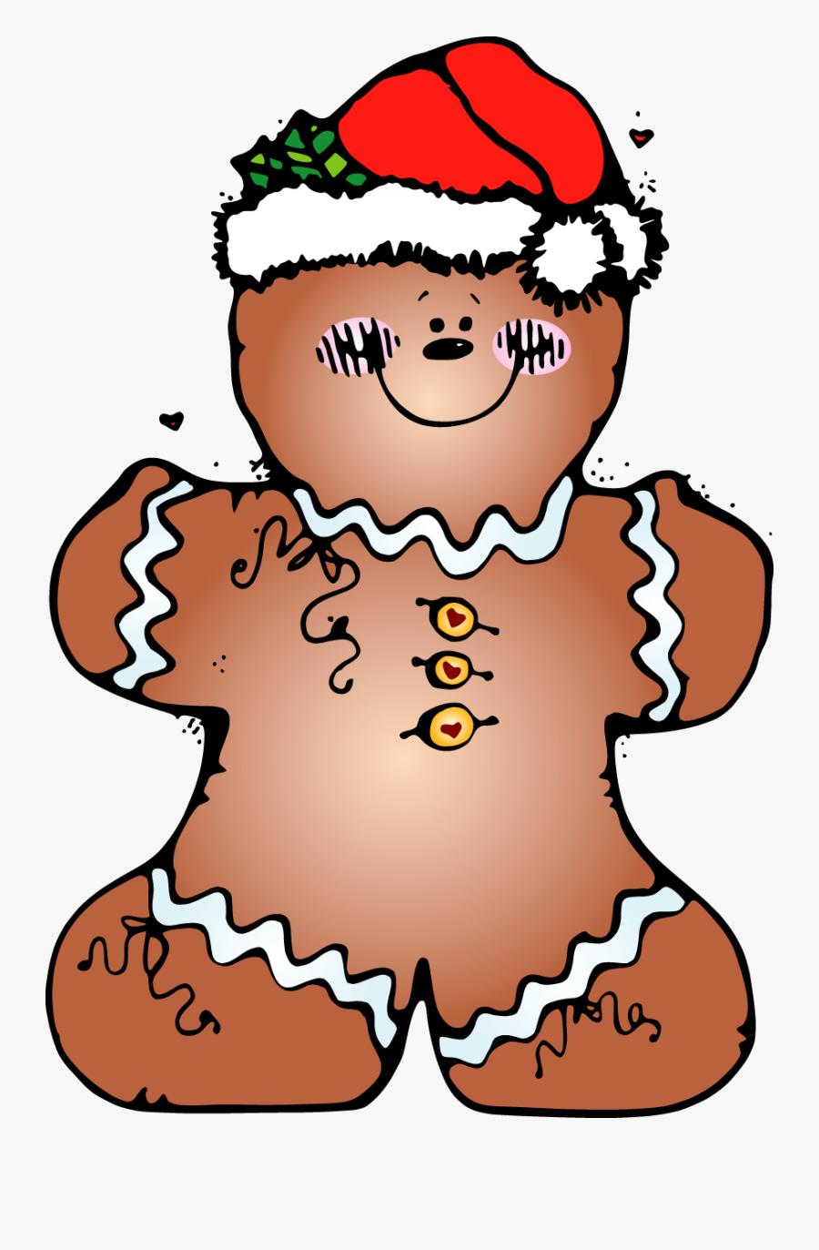 Gingerbread Clipart Melonheadz.
