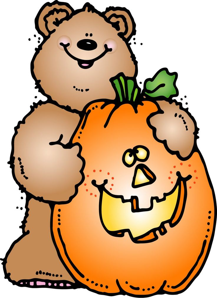 For October Clipart.