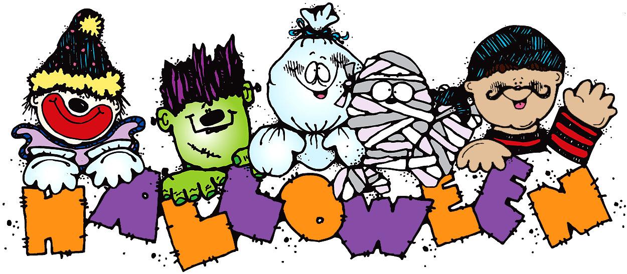DJ Inkers Halloween Clip Art Free Image Entertaining Dj Quality 10.