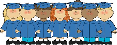 Kindergarten Graduation Clipart.