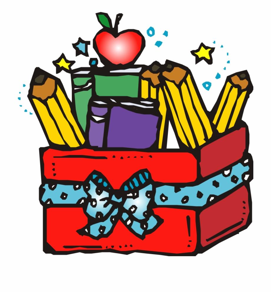 School Supplies Clipart Png.