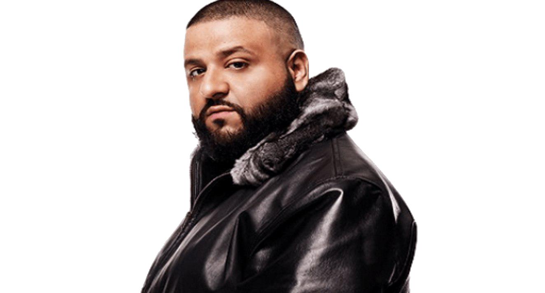DJ Khaled PNG Pic.