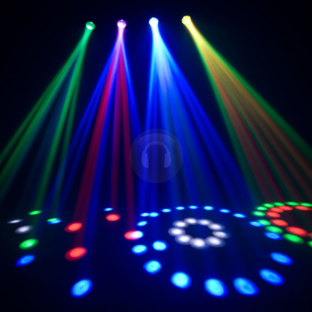 Disco Lights High Quality Wallpaper.