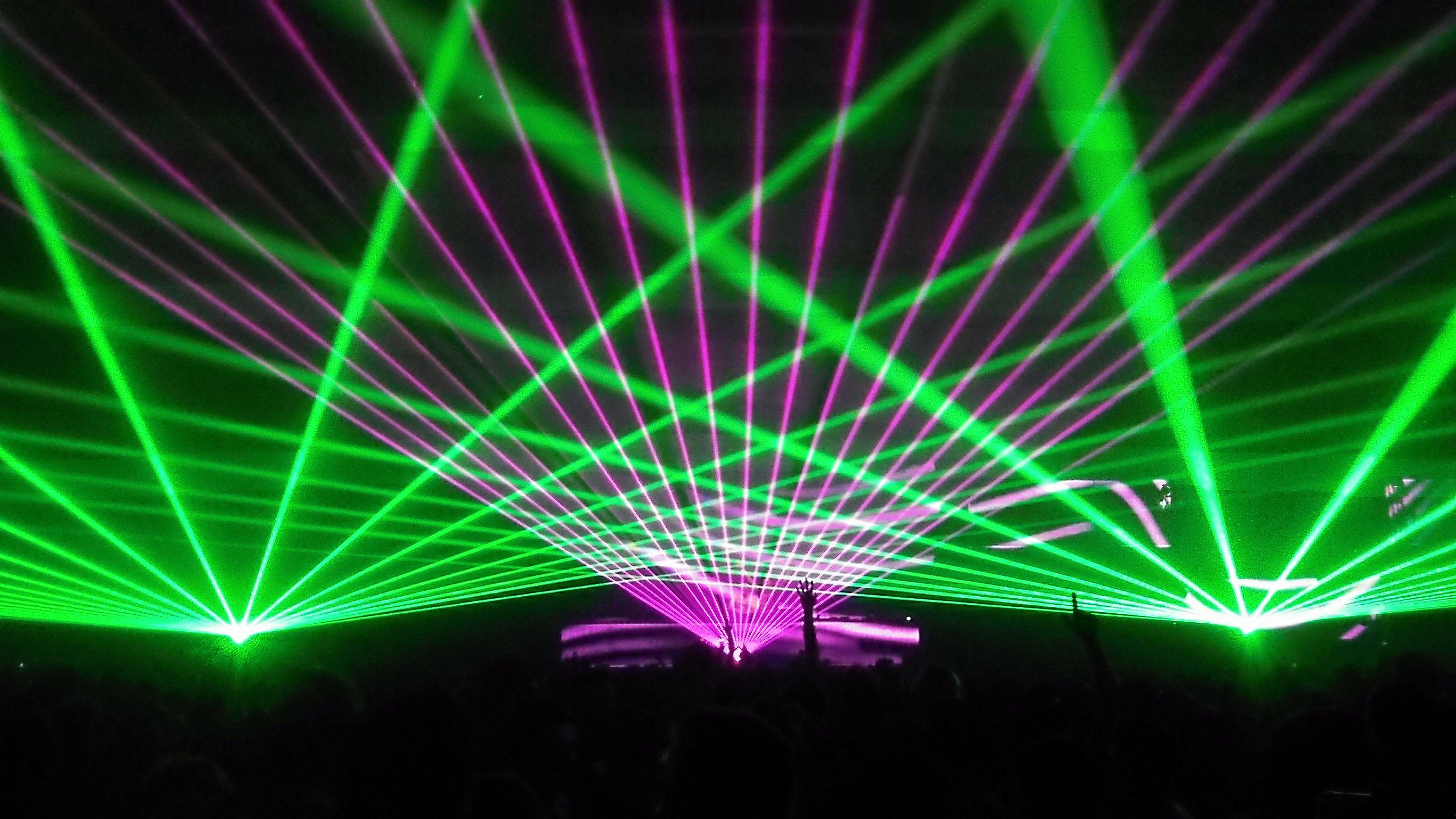 Led DJ Lights Wallpapers.