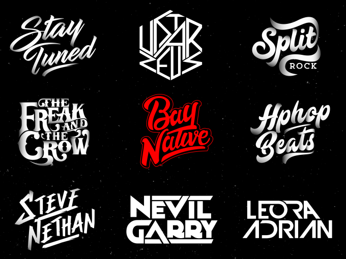 design professional dj logo for you or music band.