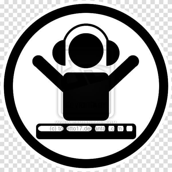 Logo Design Disc jockey DJ Techniques Music, dj logo.