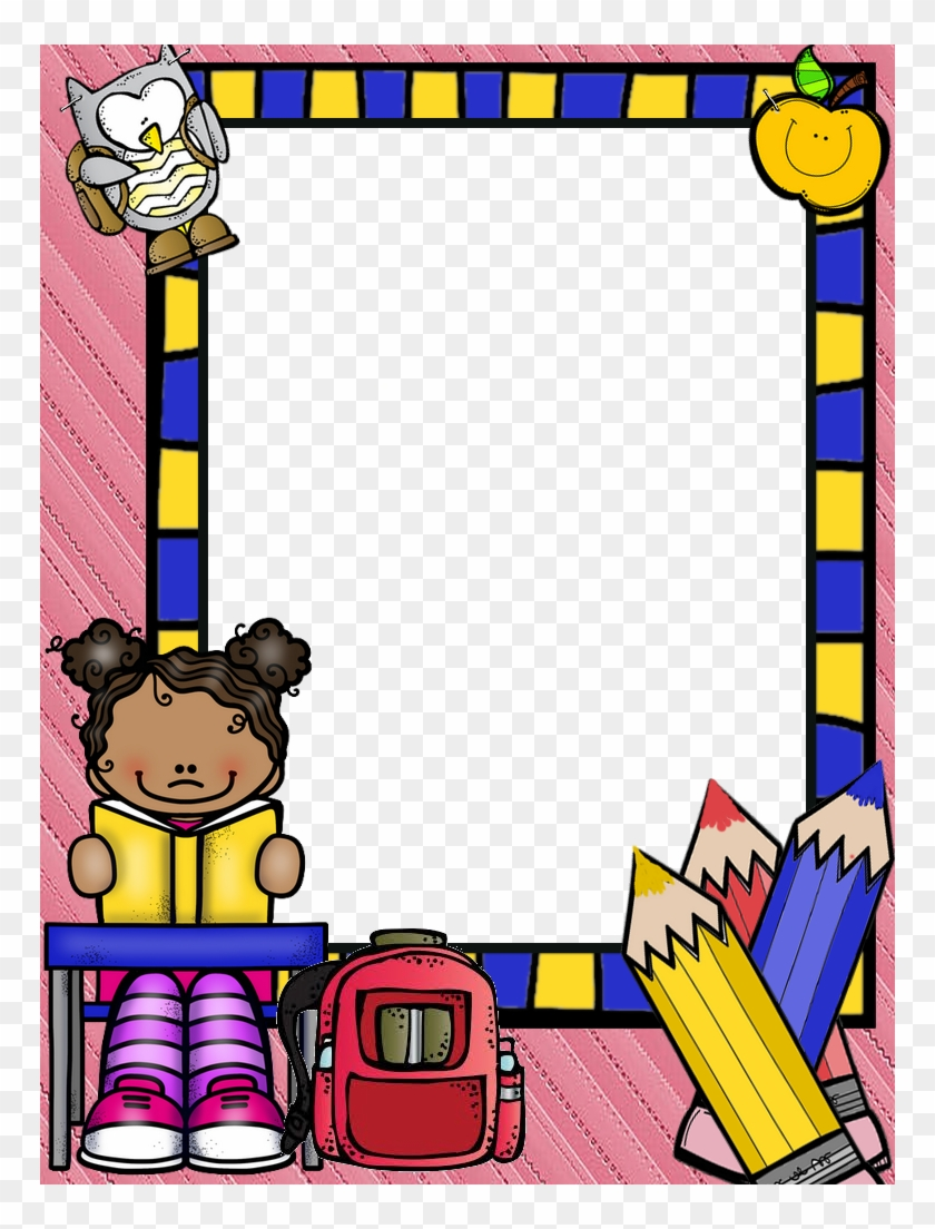 Png Frame School Borders For Paper, Borders And Frames,.