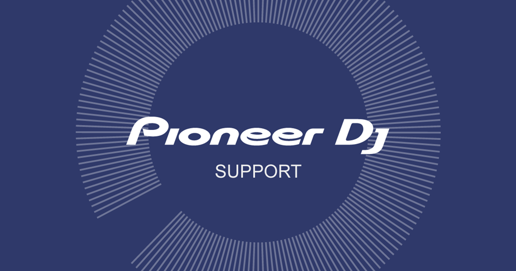 Pioneer DJ Account log in issue solved.