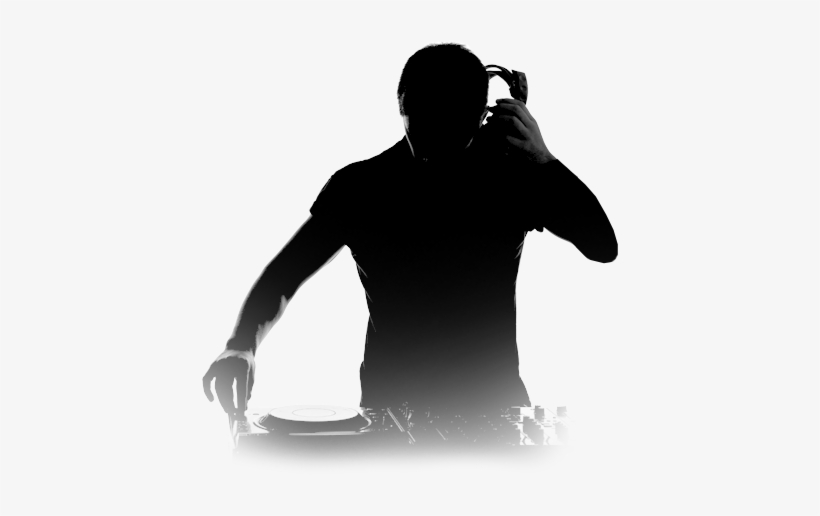 Dj Silhouette Png.