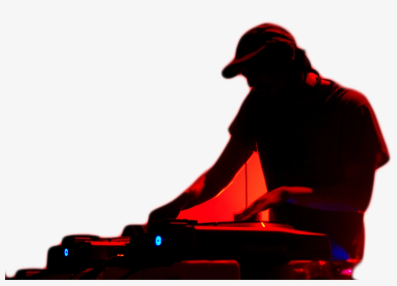 Dj Silhouette Png Banner Library Library.
