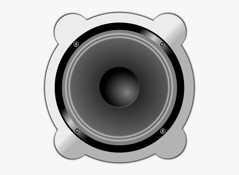 Stereo Speakers Clipart Dj Speaker.