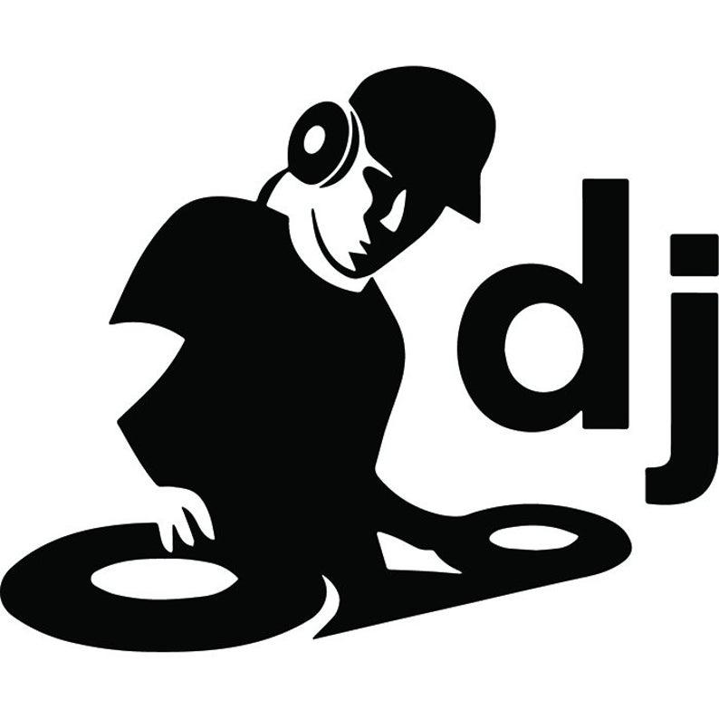 Dj Logo Vector at Vectorified.com.
