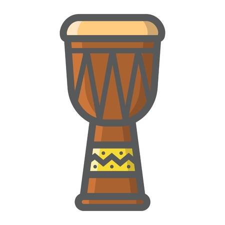 637 Djembe Drum Stock Vector Illustration And Royalty Free Djembe.
