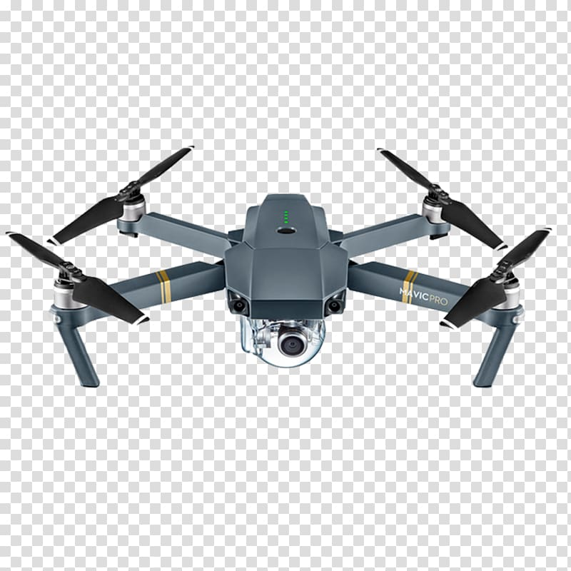 Mavic Pro Unmanned aerial vehicle Quadcopter DJI First.
