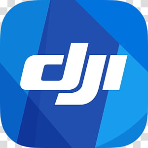 Dji Drone Logo transparent background PNG cliparts free.