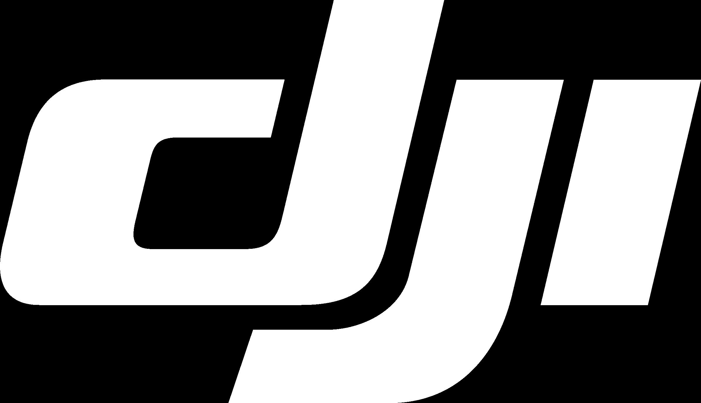 Anyone have a white DJI Logo?.