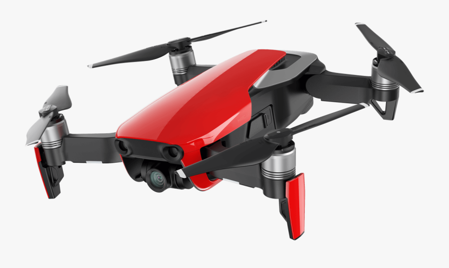 Dji Mavic Air Red Drone.