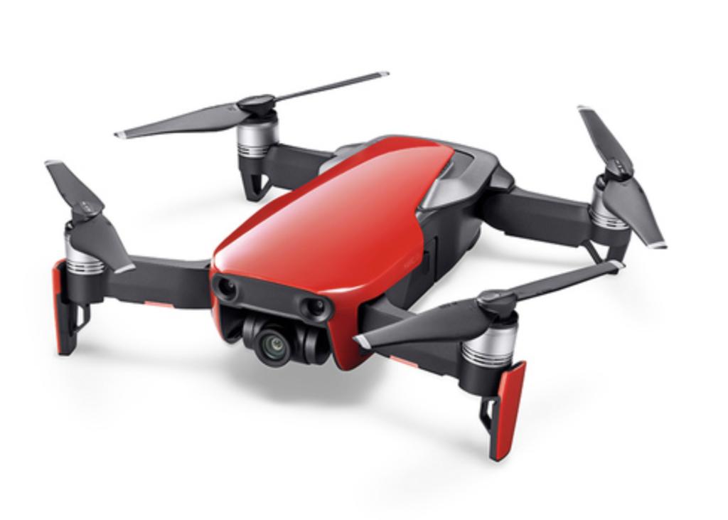 DJI Mavic Air, Portable Drone 4K 3 Axis Camera.