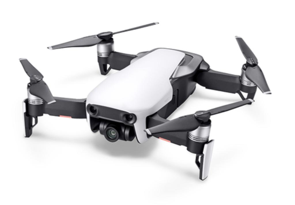 DJI Mavic Air, Portable Drone 4K 3 Axis Camera FLYMORE COMBO.