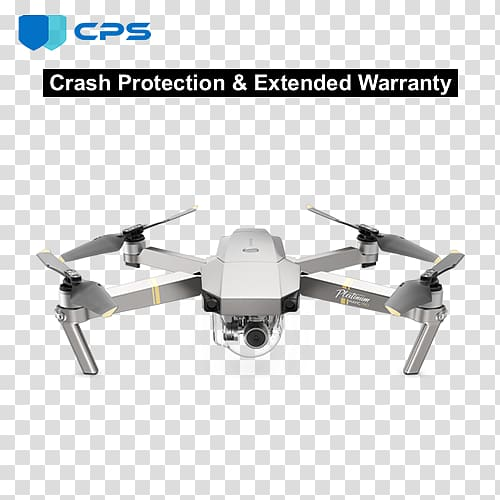 Mavic Pro Unmanned aerial vehicle DJI Spark Quadcopter.