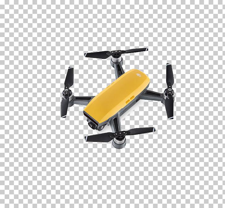 Mavic Pro DJI Spark Osmo Quadcopter, Dji spark PNG clipart.