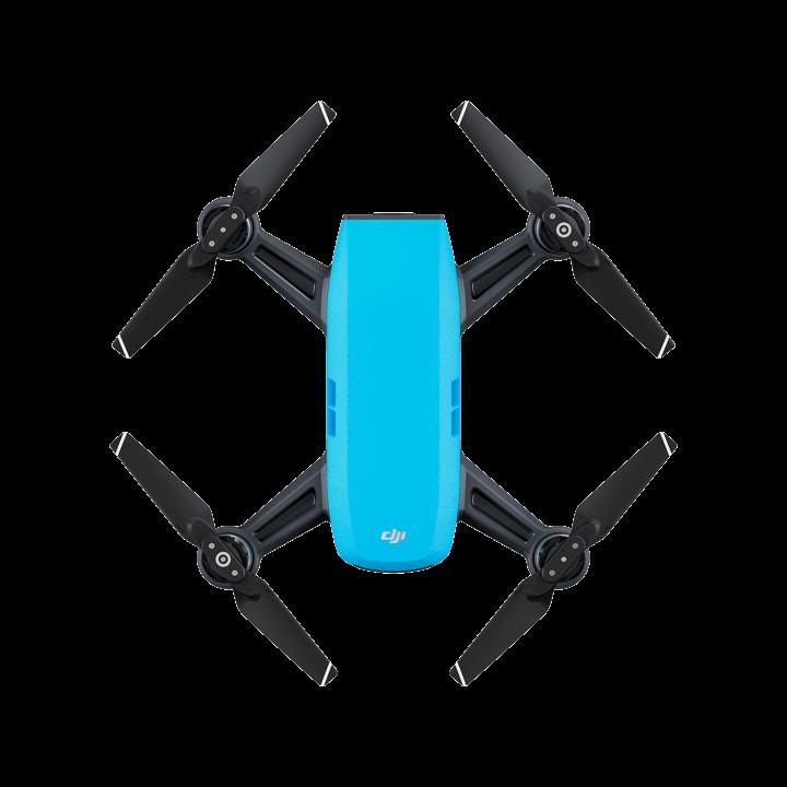 DJI Spark Mini Drone.