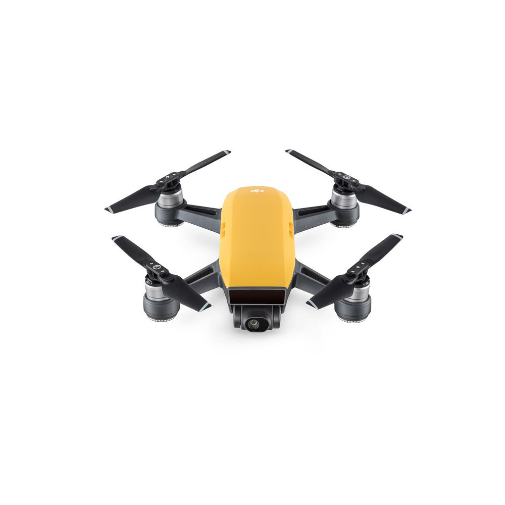 DJI Spark Fly More Combo, Sunrise Yellow.