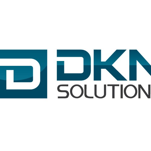 Help DKN Solutions with a new logo.
