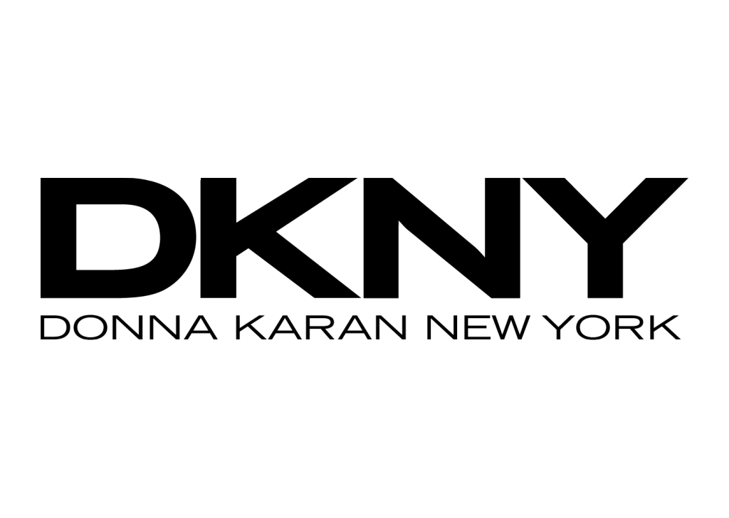 Dkny Logo transparent PNG.