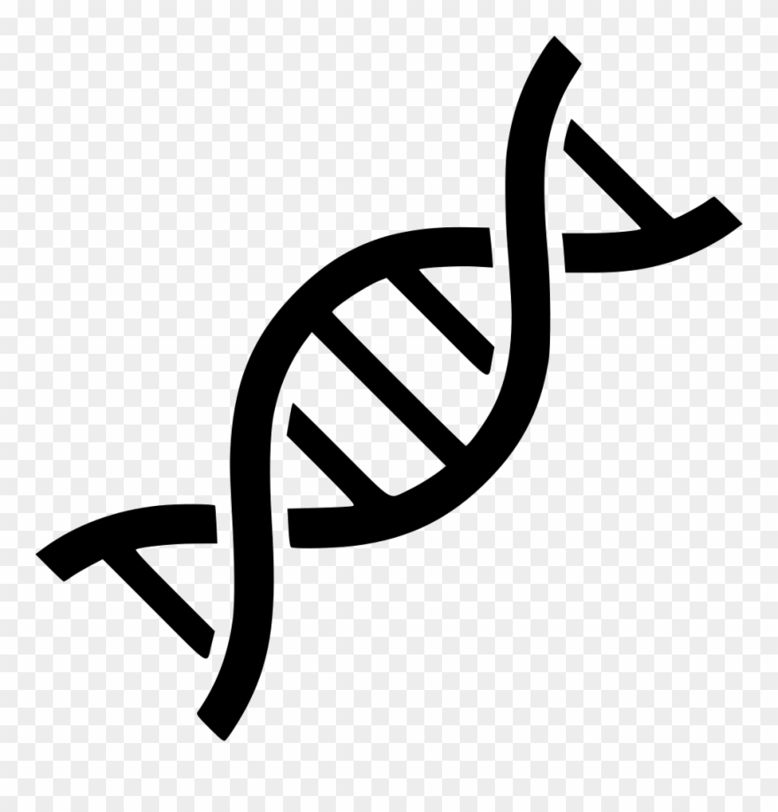 Clipart Library Library Collection Of Free Dna Vector.