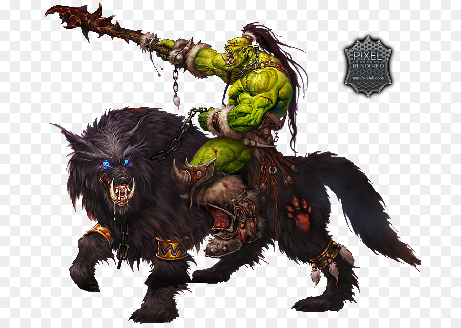 dnd orc rider clipart Dungeons & Dragons Pathfinder Roleplaying Game.