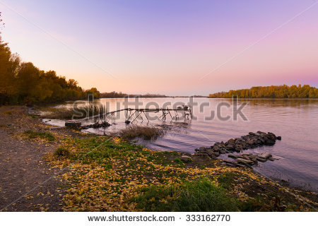 River Dnieper Stock Photos, Royalty.