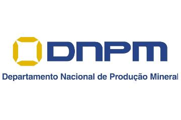 dnpm.png — Agência Nacional de Mineração.