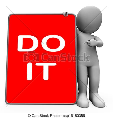 Do now clipart.