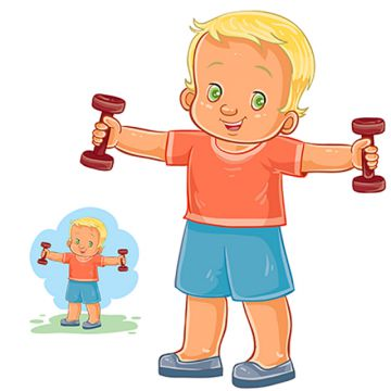Do Morning Exercises Png, Vector, PSD, and Clipart With Transparent.