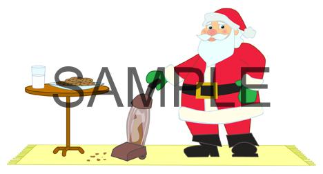 Holiday Clipart for Cleaning Companies.