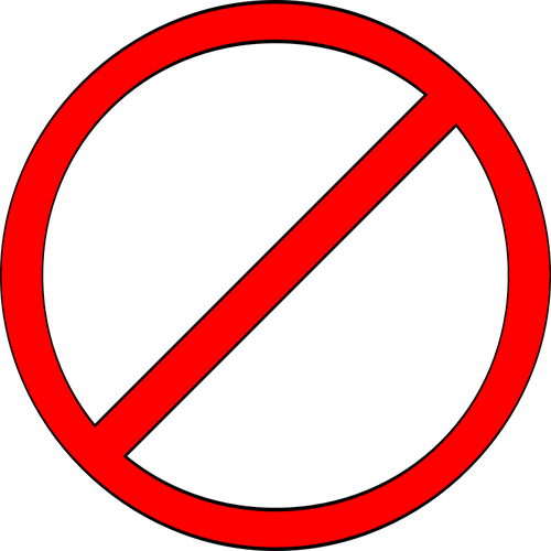 "Red ""Do not copy"" Stamp vector image."