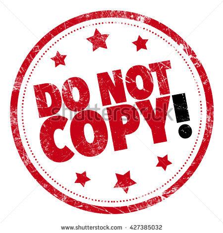 Do Not Copy Stamp Stock Photos, Royalty.