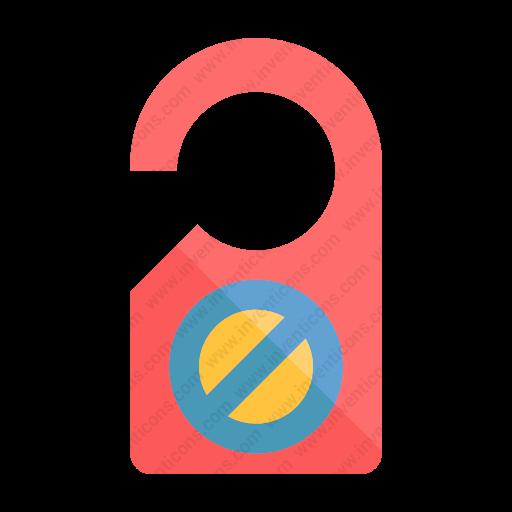 Download Do,Not,Disturb icon.