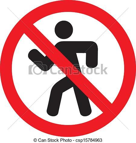 Do not enter sign Clip Art Vector Graphics. 680 Do not enter sign.