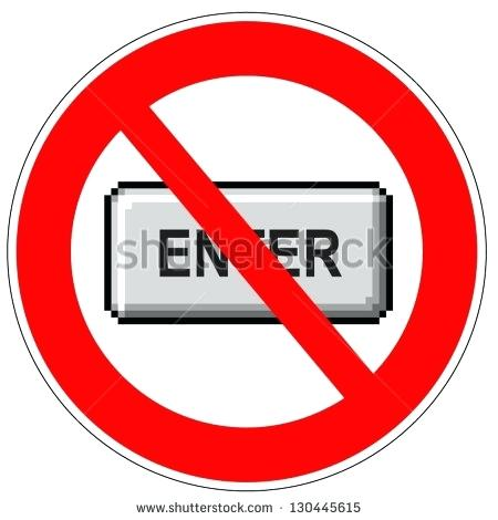 Do Not Enter Clipart at GetDrawings.com.