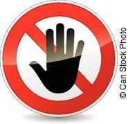 Do not enter sign Clip Art Vector Graphics. 1,106 Do not enter sign.