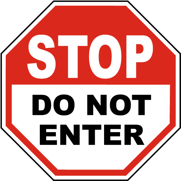 Do Not Enter Sign Png, png collections at sccpre.cat.