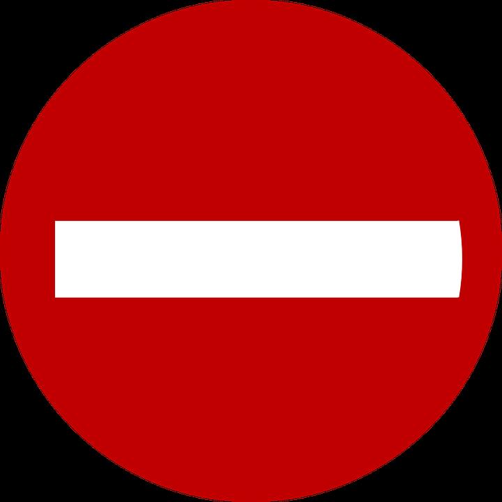 Wrong Way Road Sign Roadsign Do.