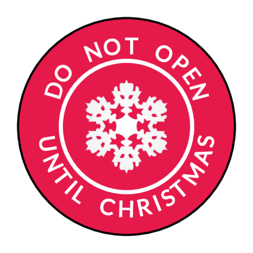 Do Not Open Until Christmas\