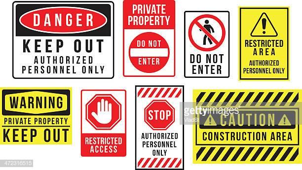 60 Top Do Not Enter Sign Stock Illustrations, Clip art, Cartoons.