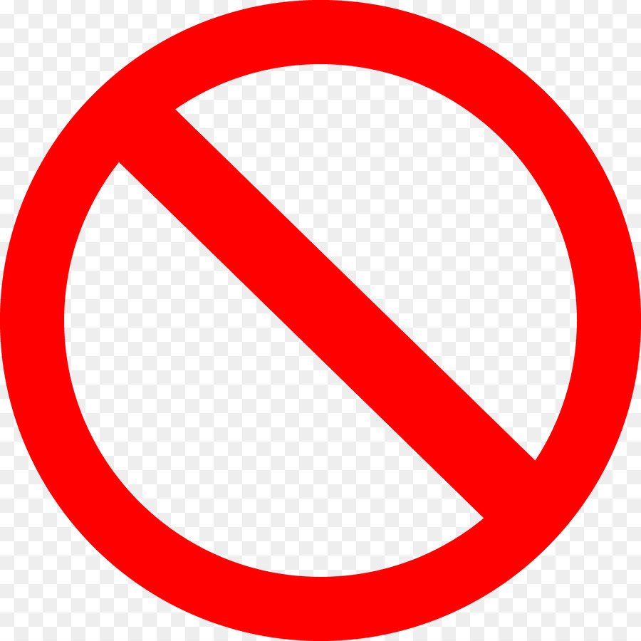 No Symbol png download.