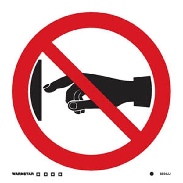 Do Not Sign.